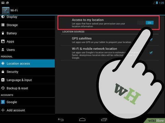 Immagine titolata Use Android Device Manager Step 3