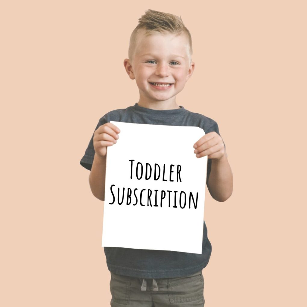 Toddler Subscription