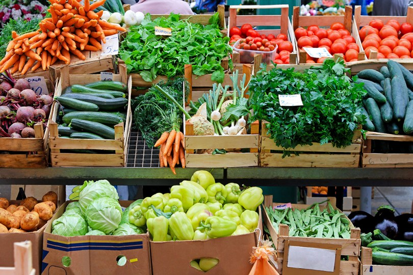 Atlanta State Farmer's Market in Clayton County, Georgia