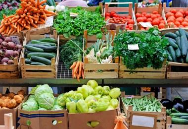 Atlanta State Farmer's Market in Clayton County, Georgia