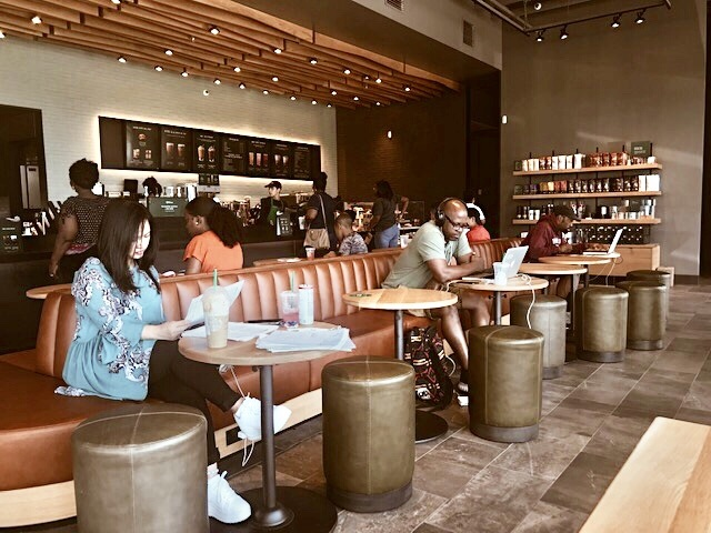 Coffee Shops in Clayton