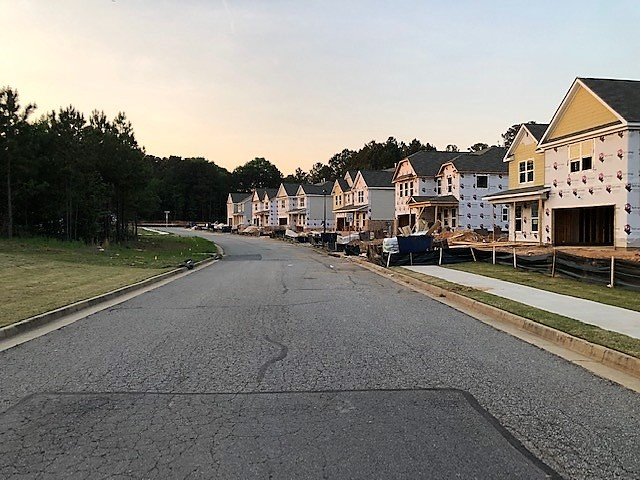 New Construction in Clayton County
