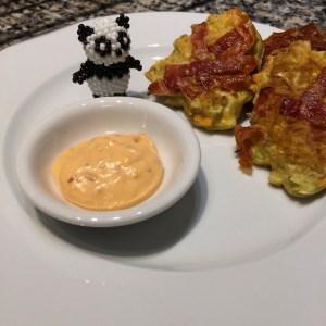 A Photo of Okonomiyaki