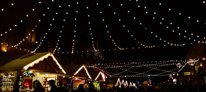 Toronto: Christmas Market Magic