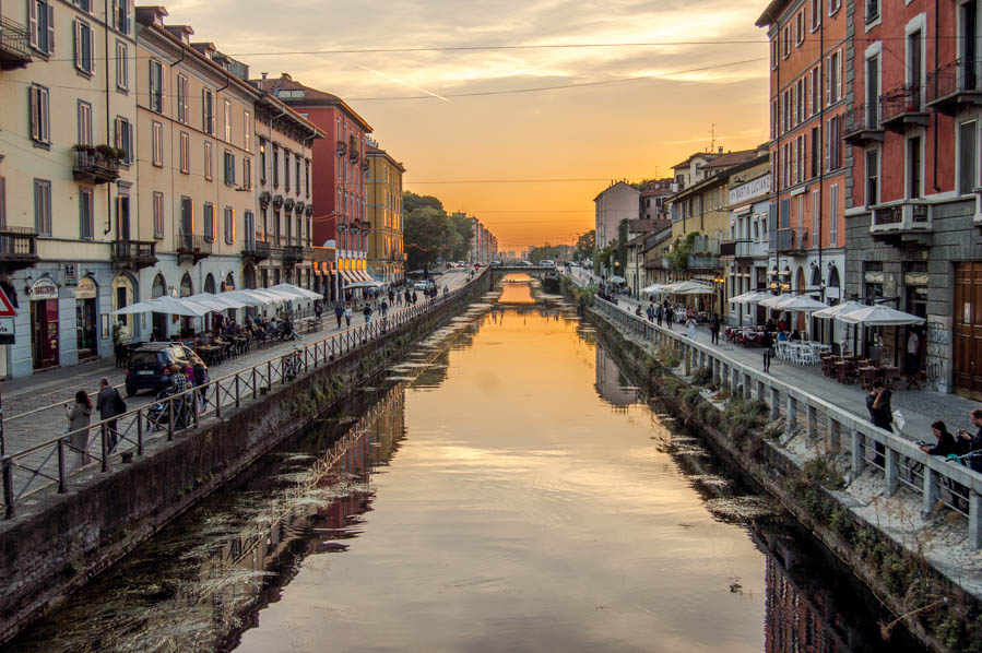 Navilgli -One perfect day in Milan