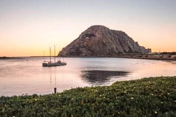 Morro Rock, Morro Bay , California