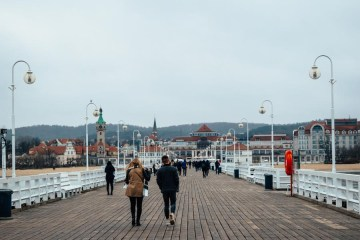 Gdansk to Sopot Day Trip