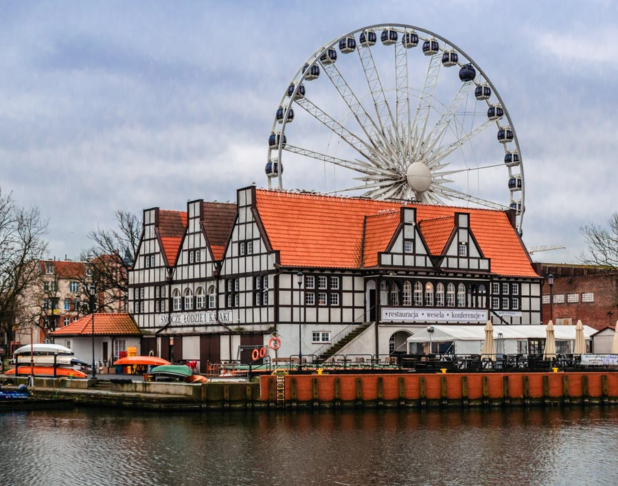 Gdansk Ferris wheel