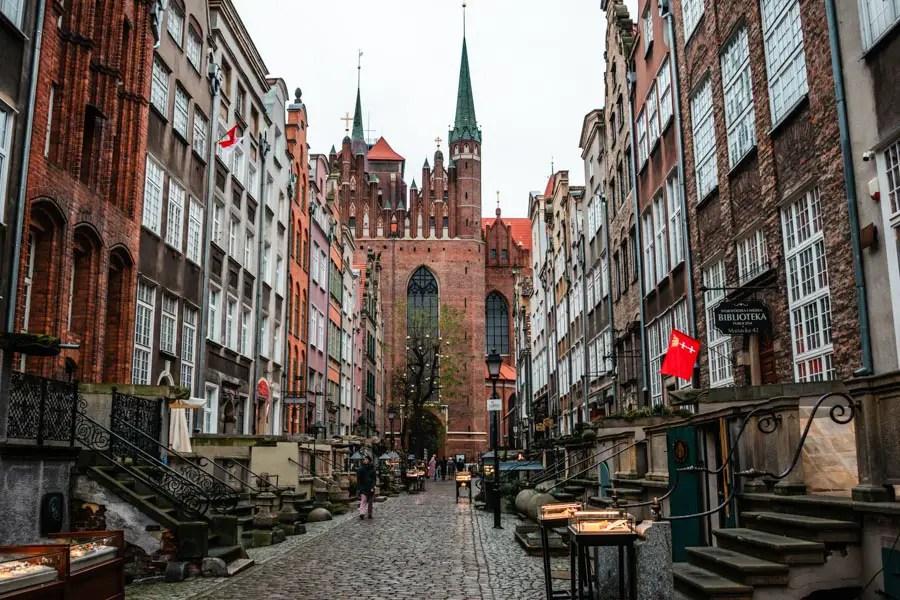 Gdansk Baltic Amber