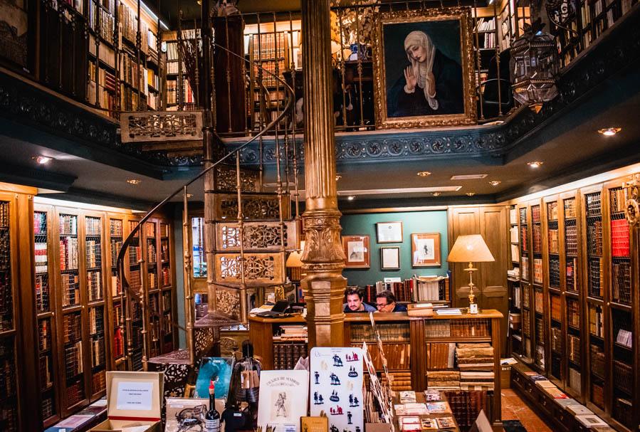 Librería Miguel Miranda: The best bookstores in Madrid