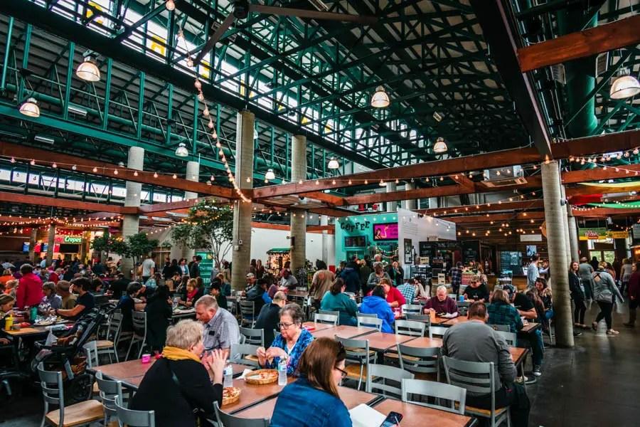 Market House - Nashville Farmers' Market