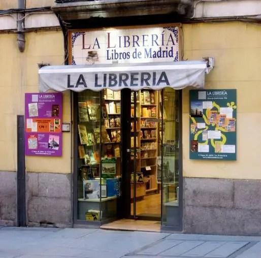 La Librería - Best Bookstores in Madrid