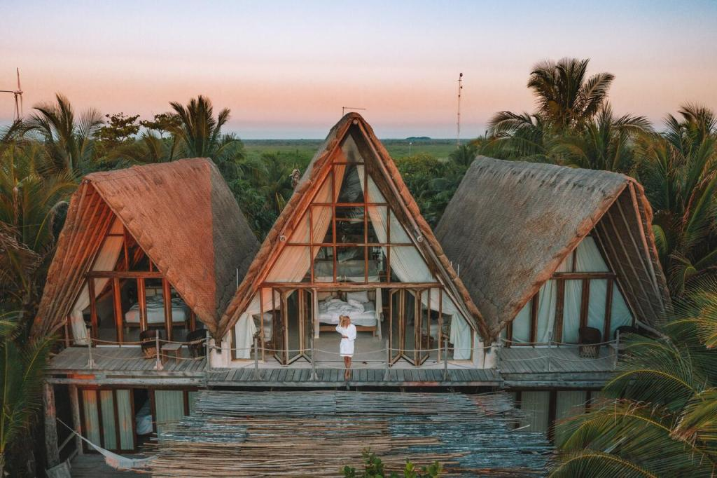 La Valise - Beach Bungalows in Tulum