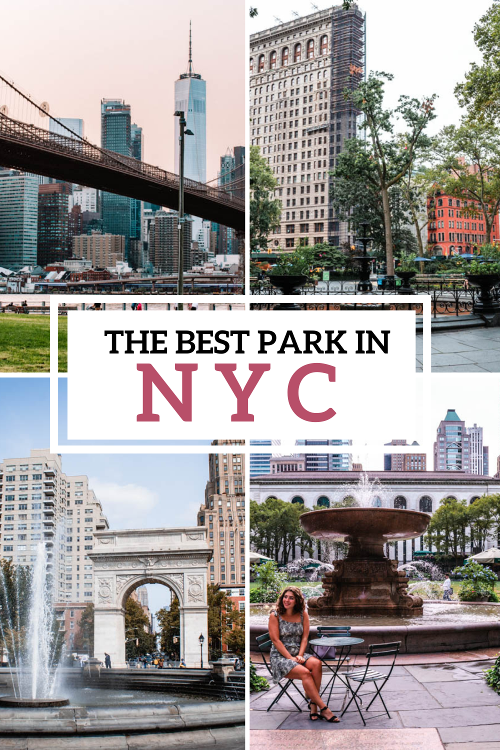 Best Parks in NYC