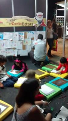 Taller de Letras en la Fiesta del Libro y la Cultura de Medellín