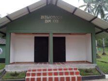 Biblioteca Batallón de Marina de Bahía Solano
