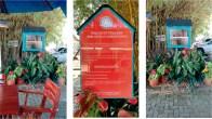 Pequeña Librería Comunitaria en Colombia