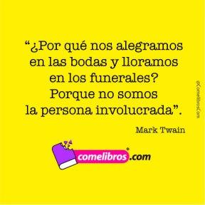 Frase de Mark Twain