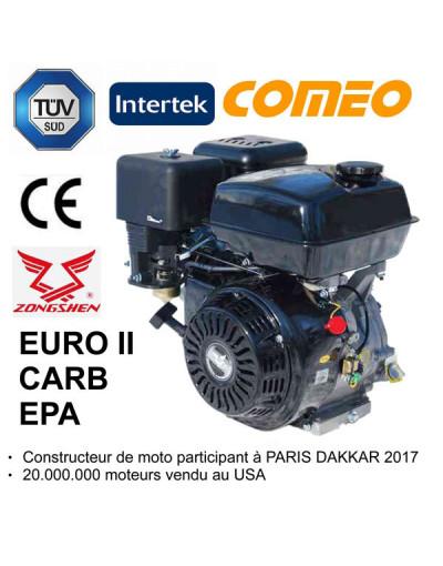 Moteur Thermique 13 Cv Dem Lanceur Certifie Tuv Germany 2 Ans Garanti