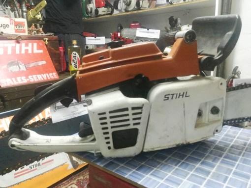 Motosierra Stihl 041 AV ELECTRONICA Comercial Llama