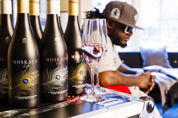 T-Pain with Moskato 1