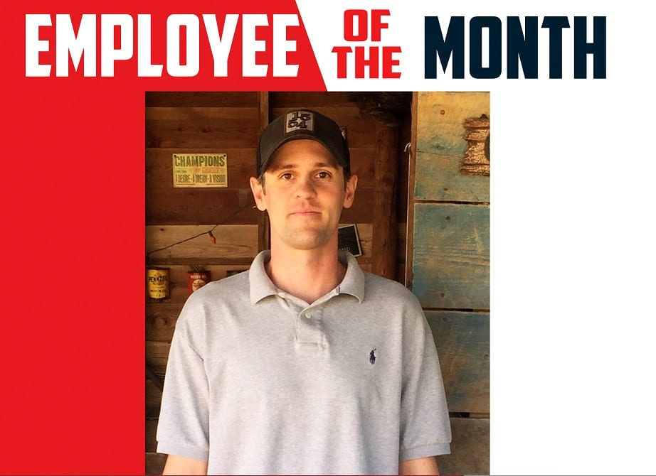 Employee of the Month – August 2017