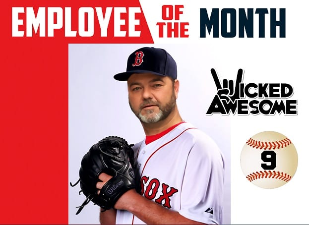 Employee of the Month – September 2017