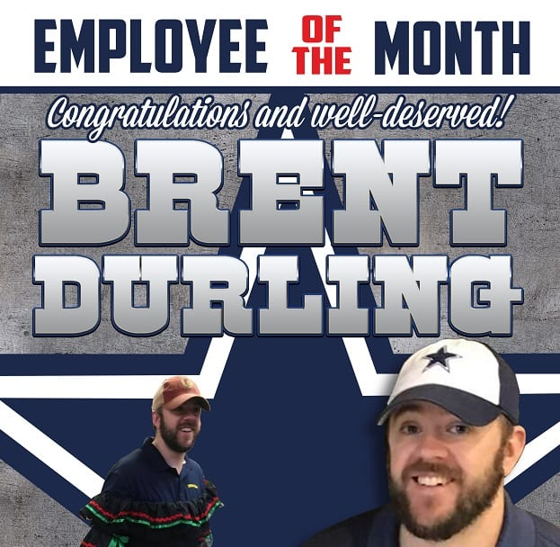 Employee of the Month – November 2017