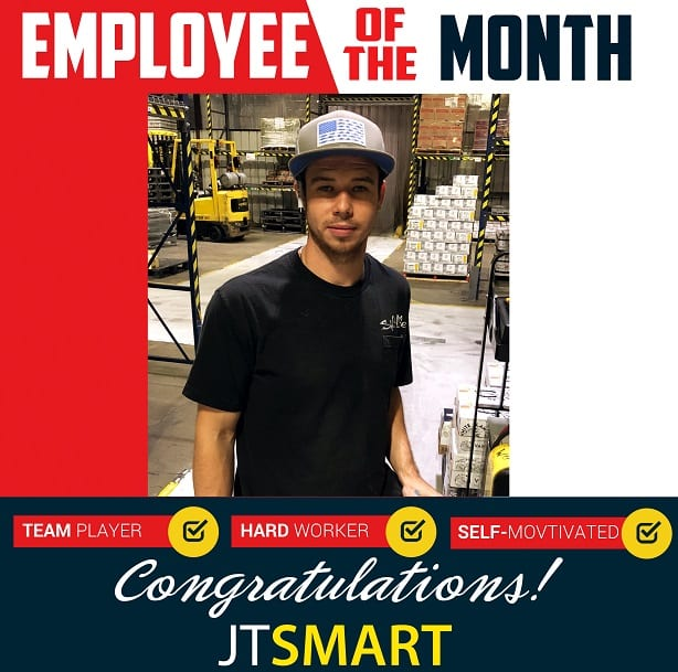 Employee Of The Month U2013 August 2018