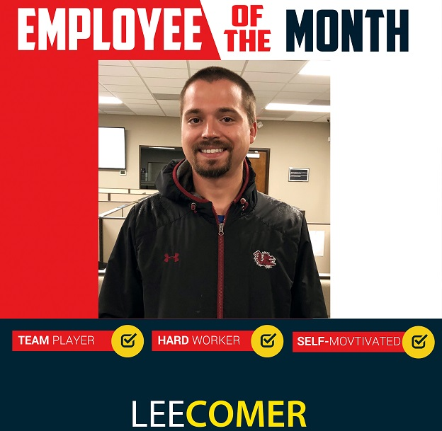 Employee of the Month – October 2018