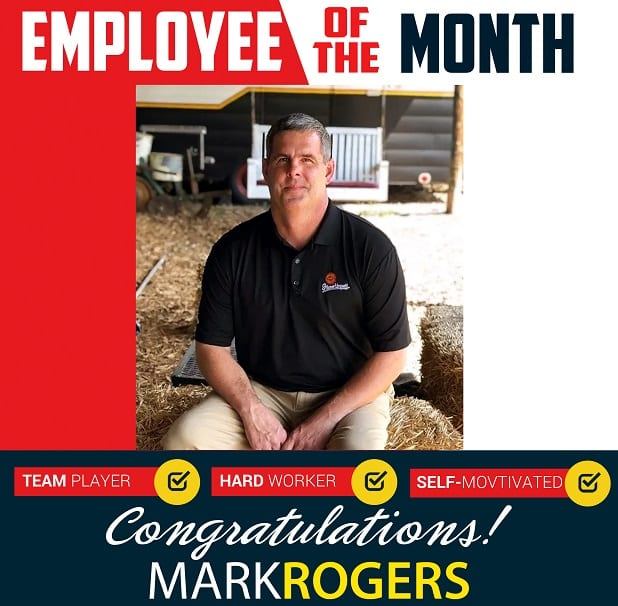 Employee of the Month – March 2019