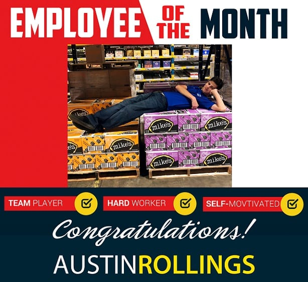 Employee of the Month – November 2019