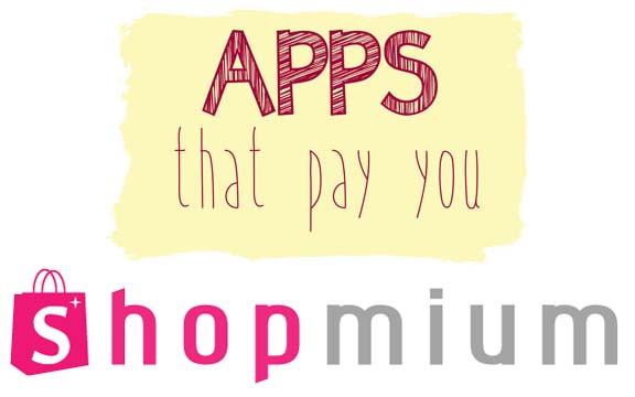 Apps That Pay You - Shopmium