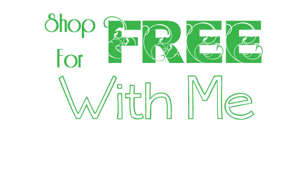 shop for free with me