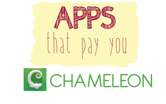 apps that pay you Chameleon