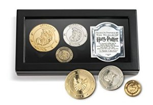 Review: Gringotts coins