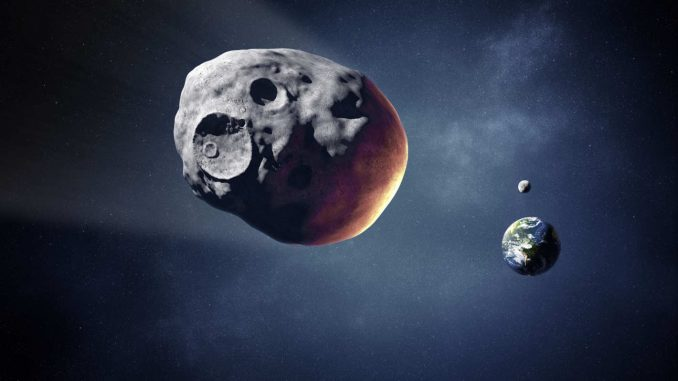 Image result for asteroid florence has two moons