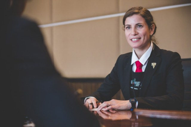 Argentina's great somm hope Paz Levinson made it to the final 15 of the Best Sommelier of the World contest. At 3.30pm today in Mendoza, she'll find out f she's made it to the final three.