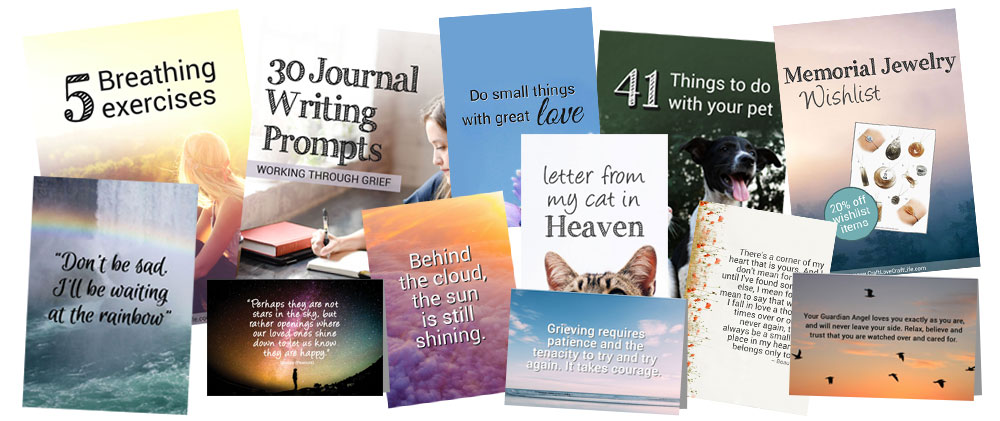 grief support free resources