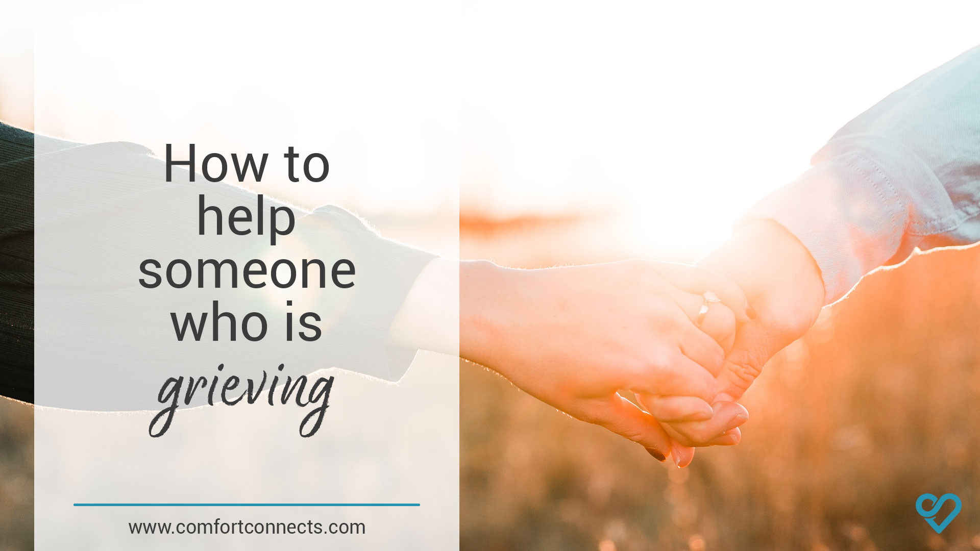 You are currently viewing How to Help Someone who is Grieving