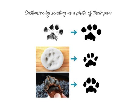 how to get your pet's paw print