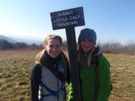 Little Calf Mtn - with Caleigh