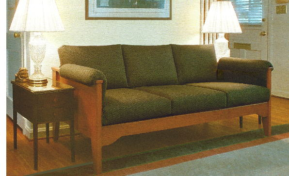 High Back Sectional Couch