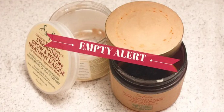 SheaMoisture Masque Review for Natural Hair