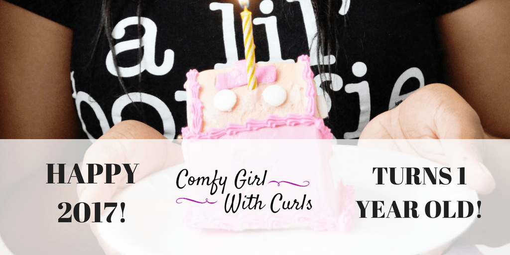 Blogiversary | Happy New Year | Goals for 2017