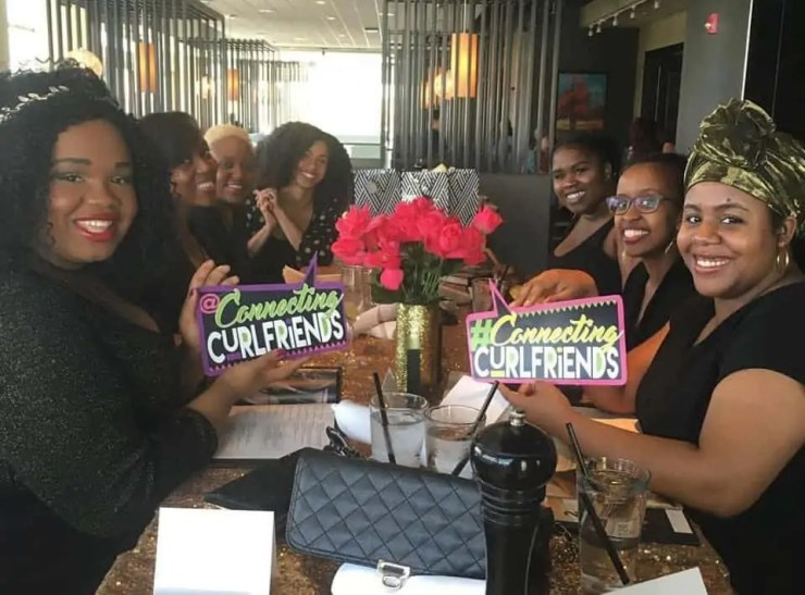 Vancouver Curlfriends | Natural Hair Meetup | Canada