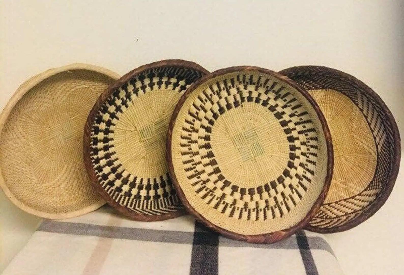Etsy Shop BaskArts African Basket Art