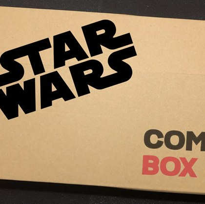 Mystery STAR WARS Comic Box 'Promo'