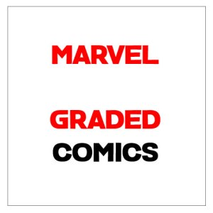 Marvel Graded Comics
