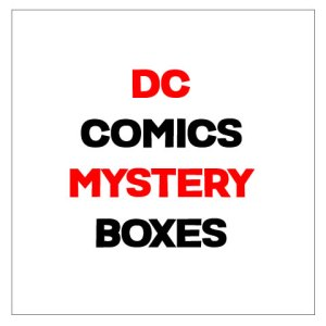 DC Mystery Comic Boxes
